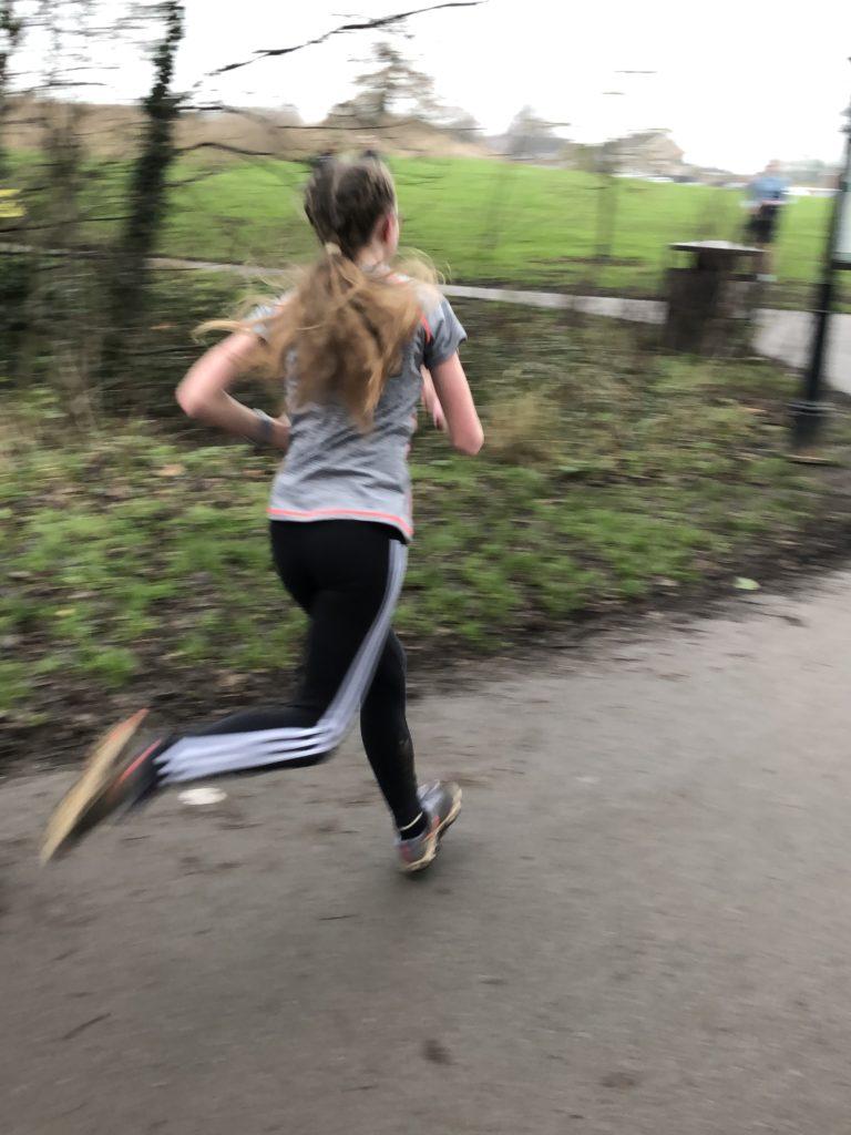 daughter, running, runner, parkrun, 365