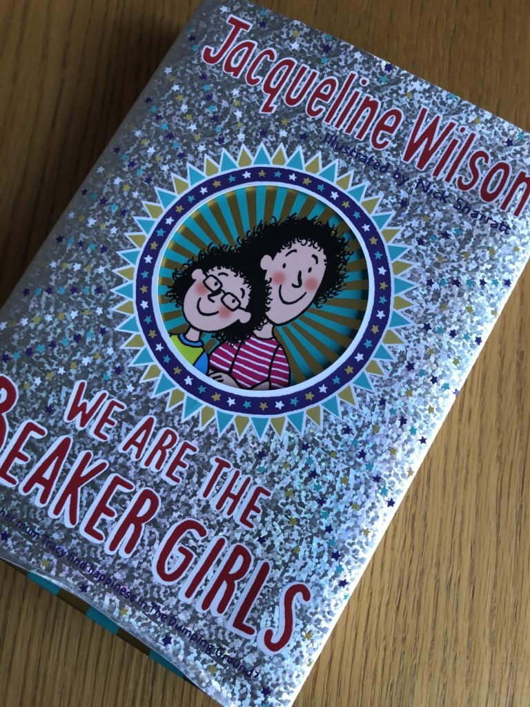 Jacqueline Wilson, We Are the Beaker Girls by Jacqueline Wilson, Book review, We Are the Beaker Girls