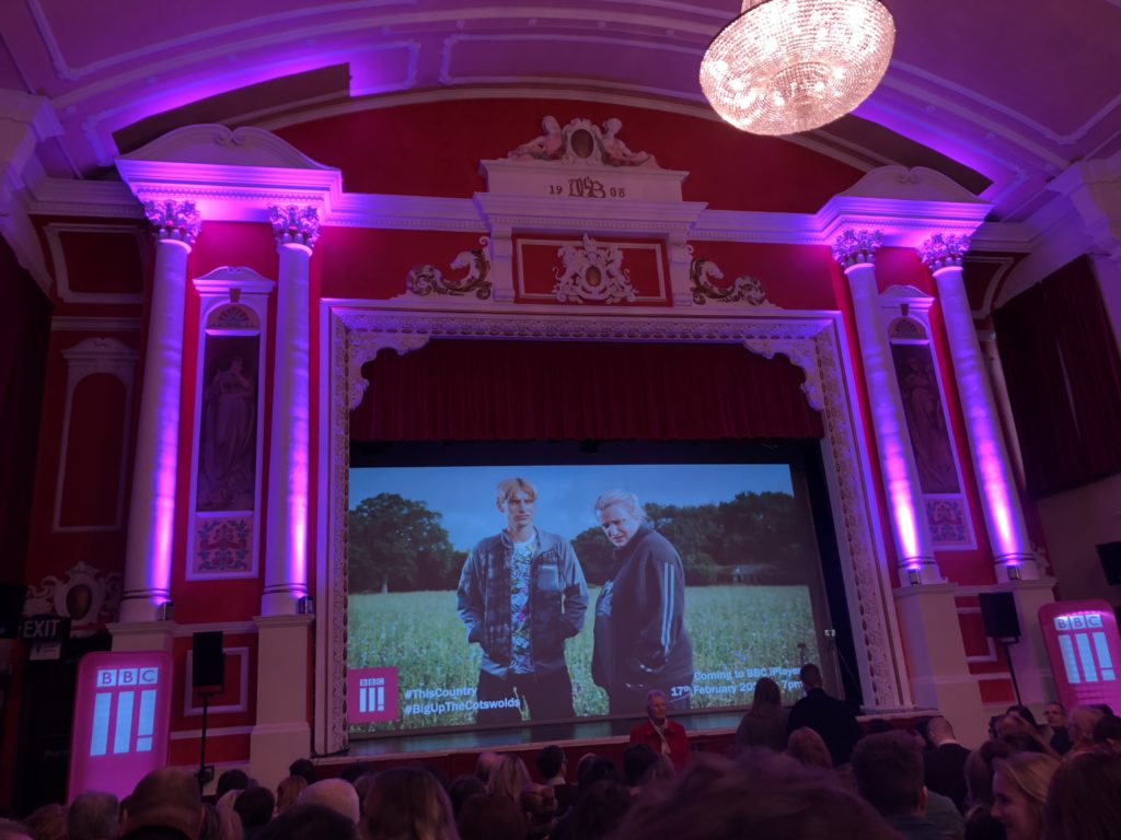 This Country preview screening, Bingham Hall, Cirencester, Silent Sunday, My Sunday Snapshot