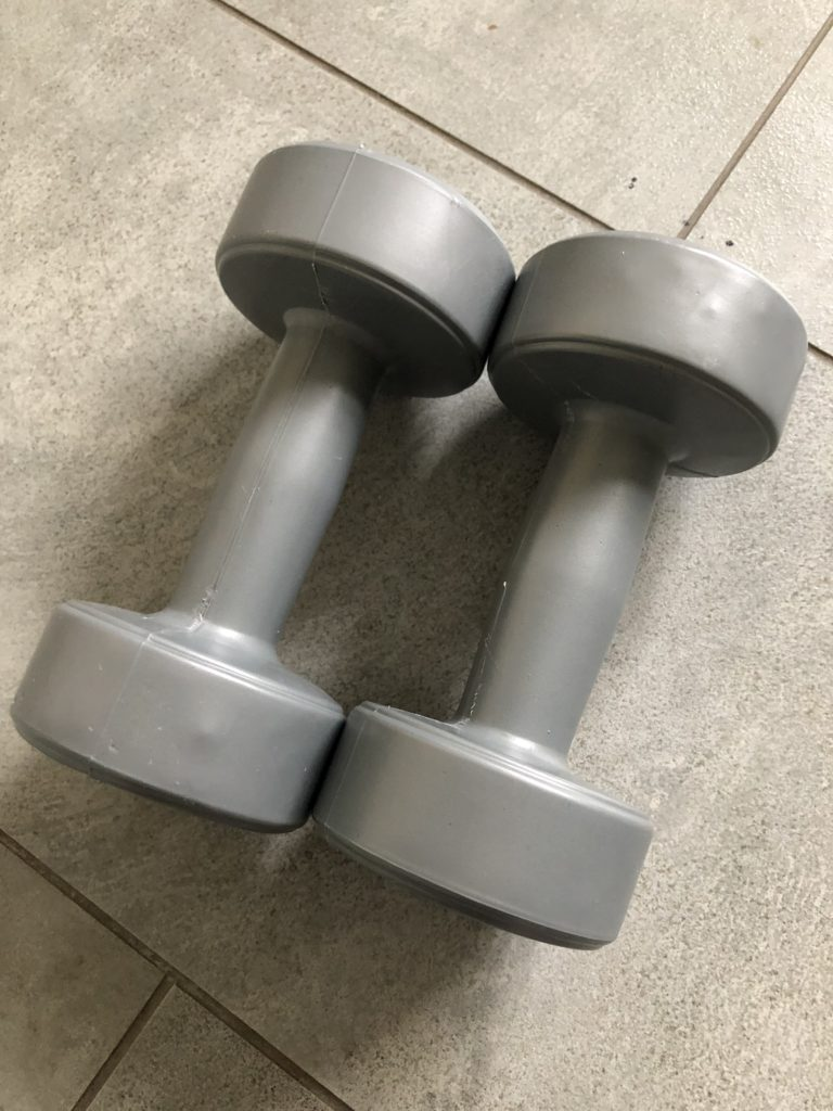 Weights, Dumbells, 365, Body conditioning