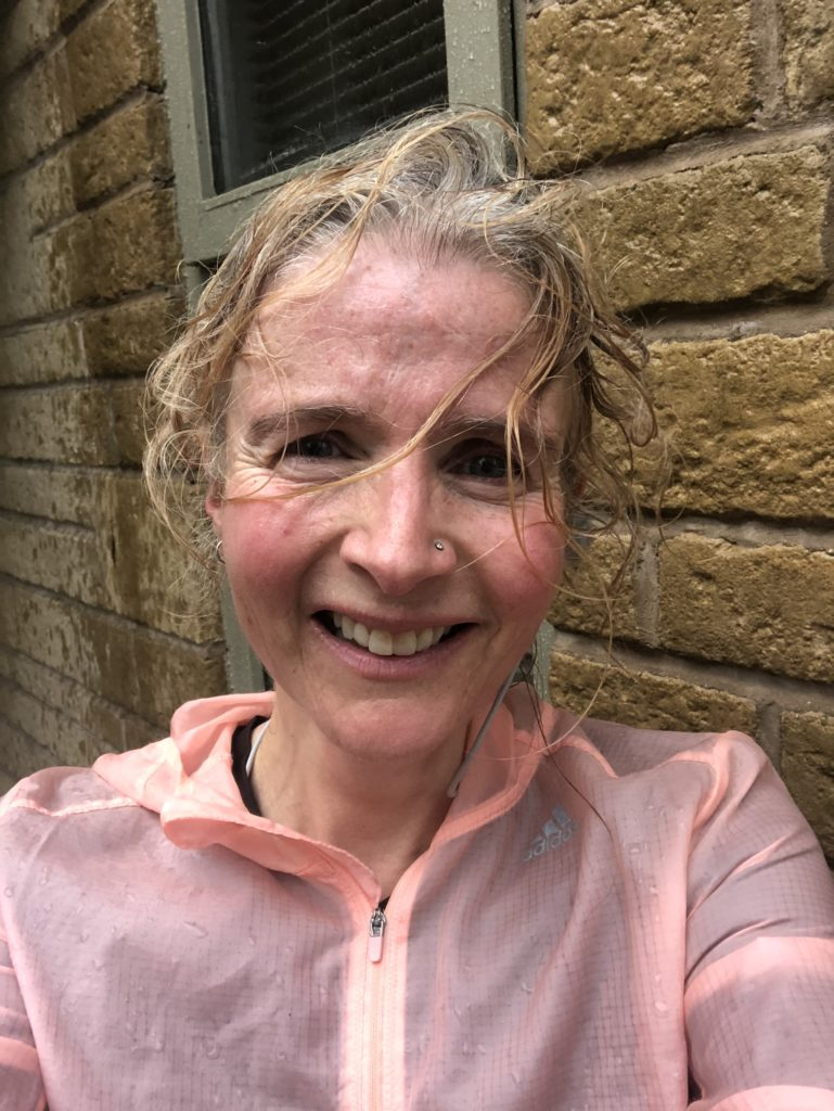 Running, Marathon training, Runner, Storm Ciara, 366