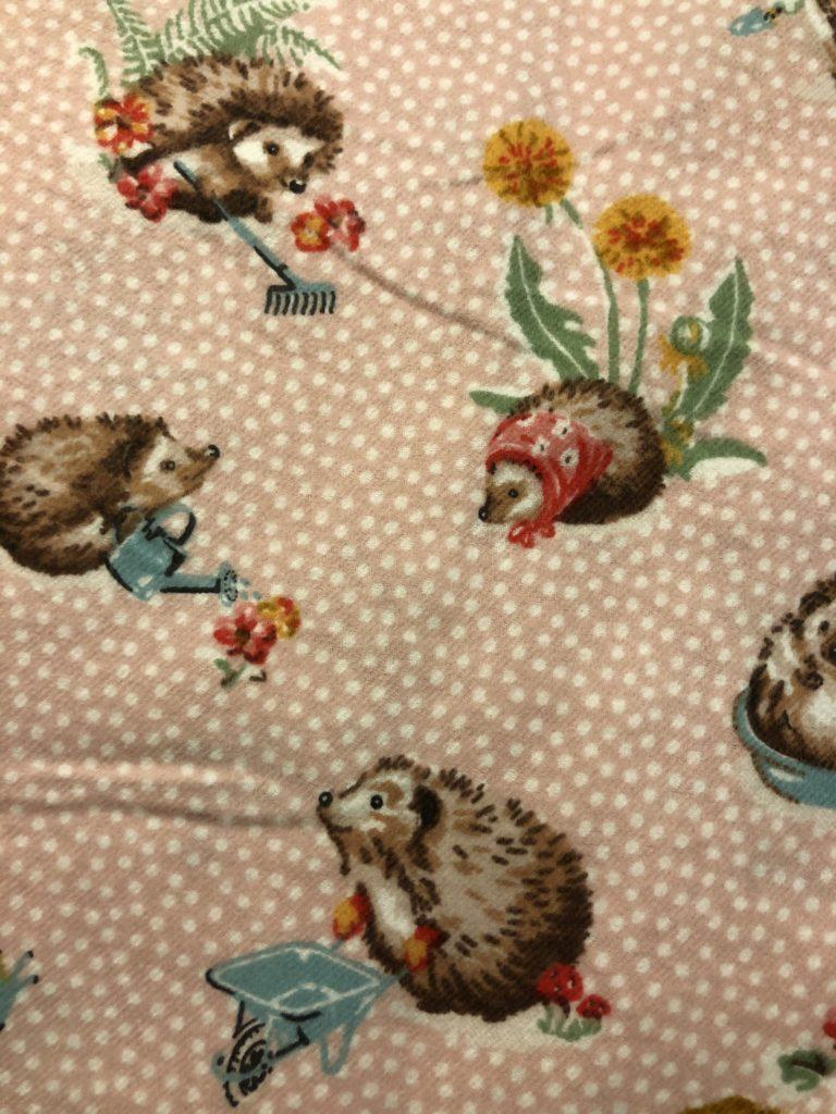 Valentine's day, Pyjamas, Hedgehogs, Cath Kidston