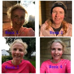 Return to marathon training: The early weeks