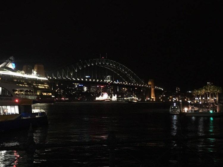Sydney, Sydney Harbour Bridge, Travels, Son, 366