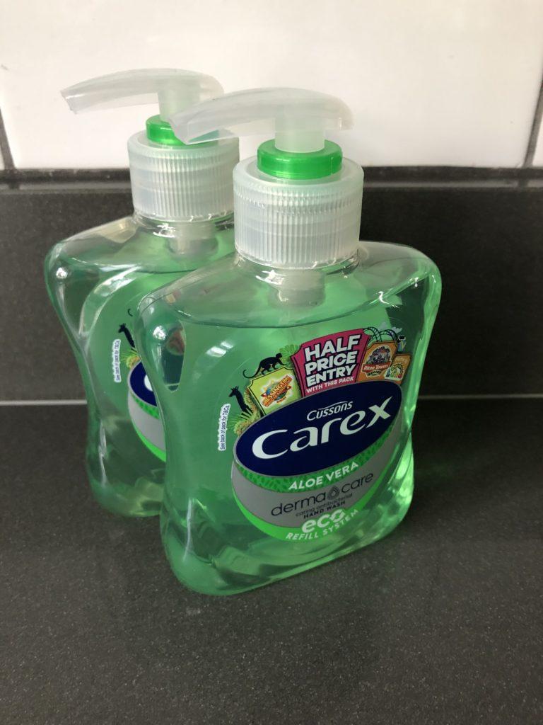 Soap, Hand washing, Coronavirus