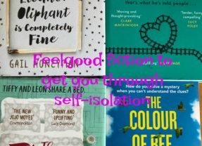 Feelgood books to get you through self-isolation