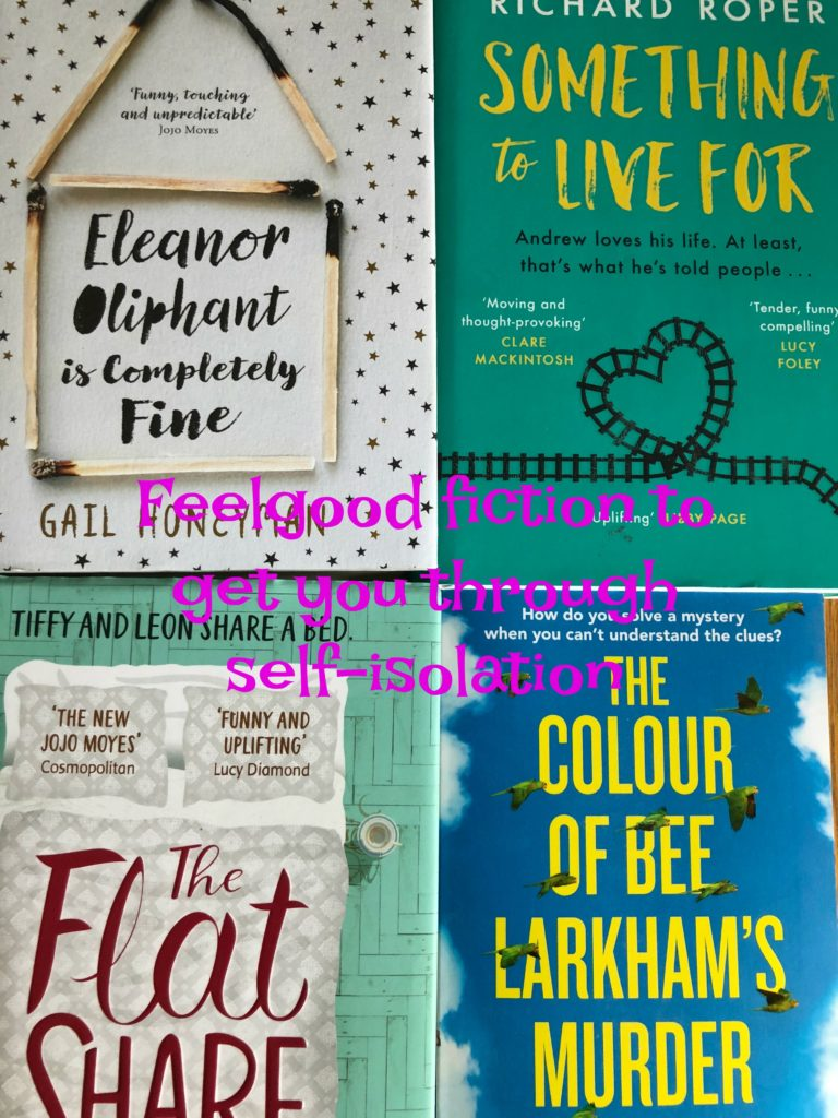 Books, Feelgood reads, Self-isolation, Reading, Coronavirus, Feelgood books