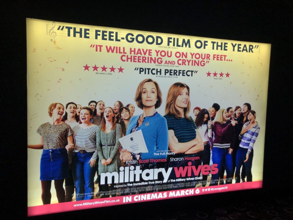 Cinema, Film, Military Wives, 366