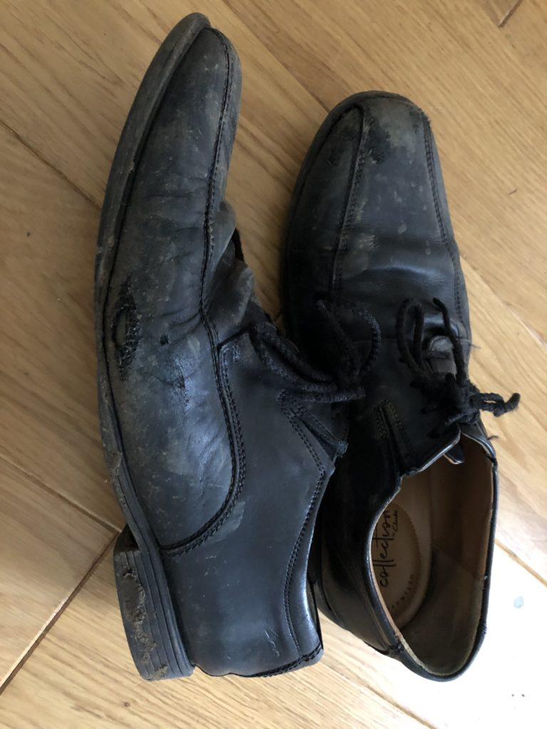 school shoes, son, shoes, year 11, coronavirus