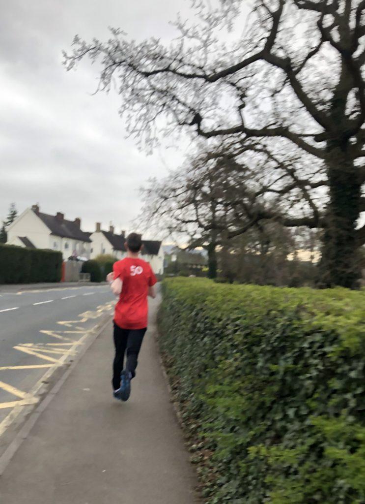 Son, Running, parkrun, 366