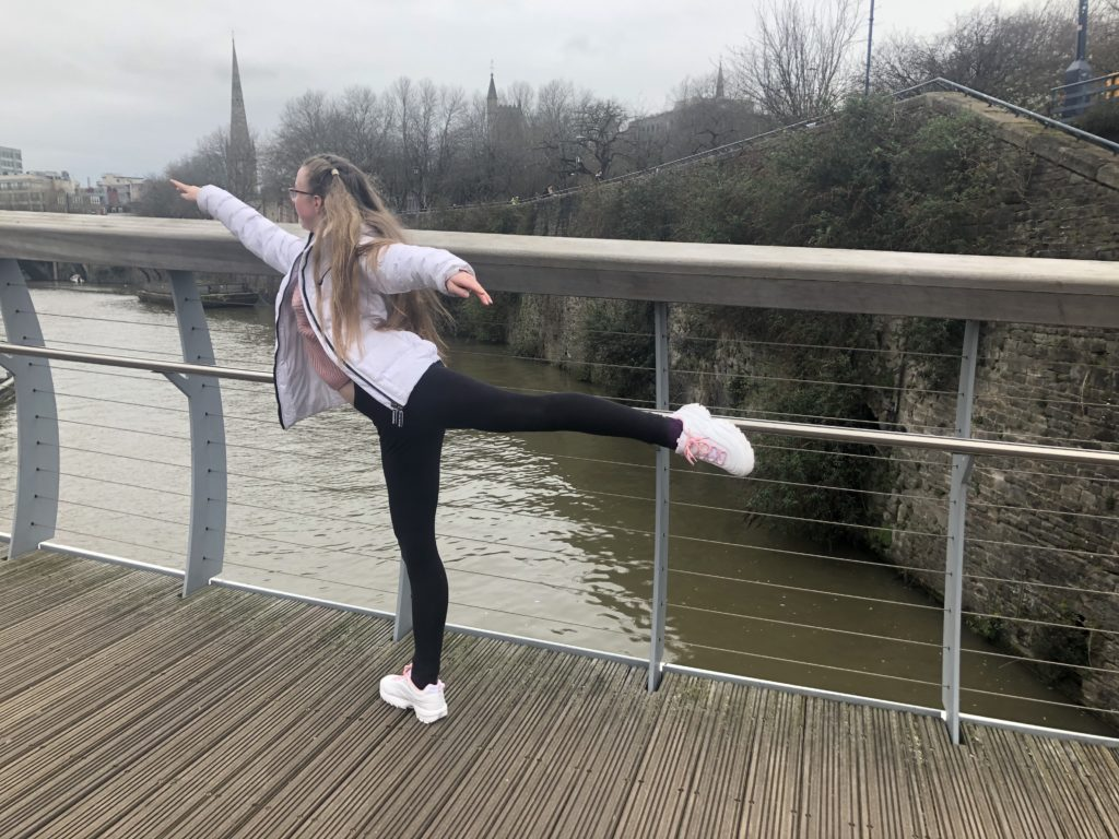 Daughter, Ballet, Bristol, 14th birthday, 366