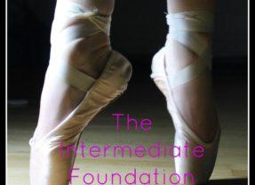 The RAD Intermediate Foundation ballet exam