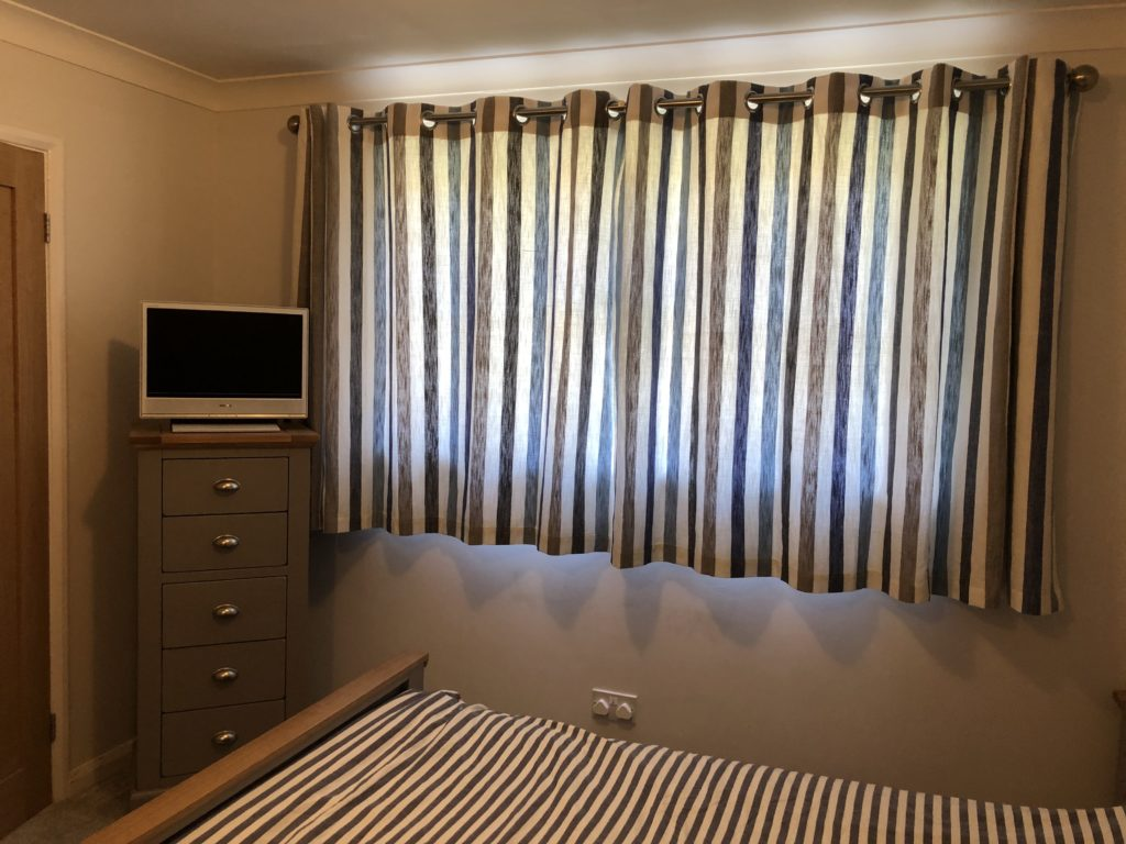 Curtains, Window, Bedroom, New bedroom