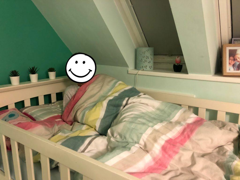 Bedroom, Bed, Daughter, 366