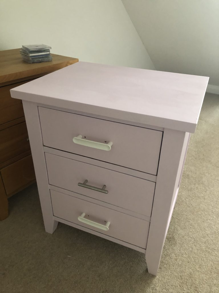 Drawers, Bedside cabinet, Upcycling, 366