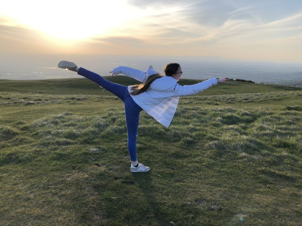Daughter, Ballet, Dancer, Silent Sunday, My Sunday Snapshot