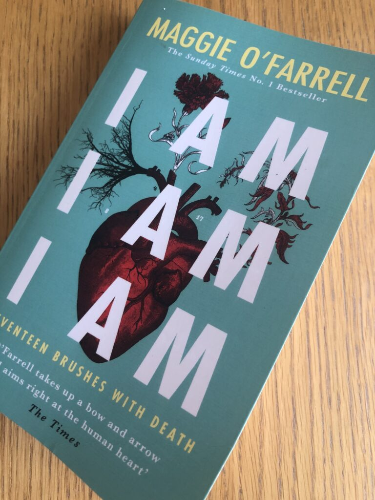 I Am I Am I Am, I Am I Am I Am by Maggie O'Farrell, Maggie O'Farrell, Book review