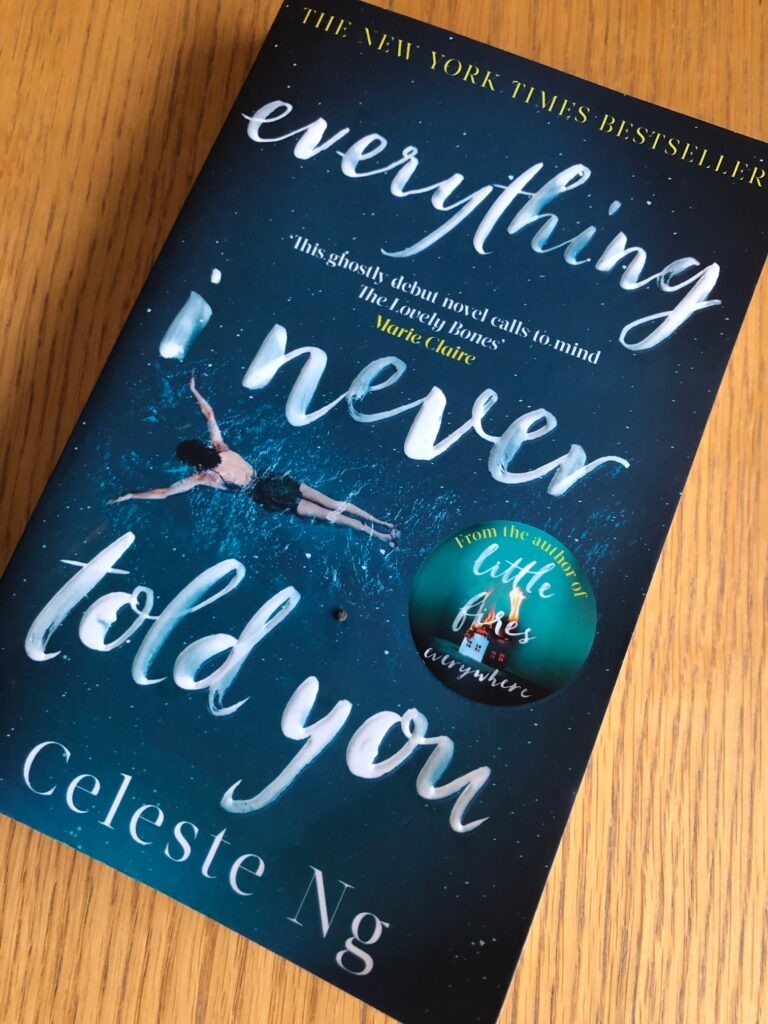 Everything I Never Told You, Everything I Never Told You by Celeste Ng, Celeste Ng, Book review