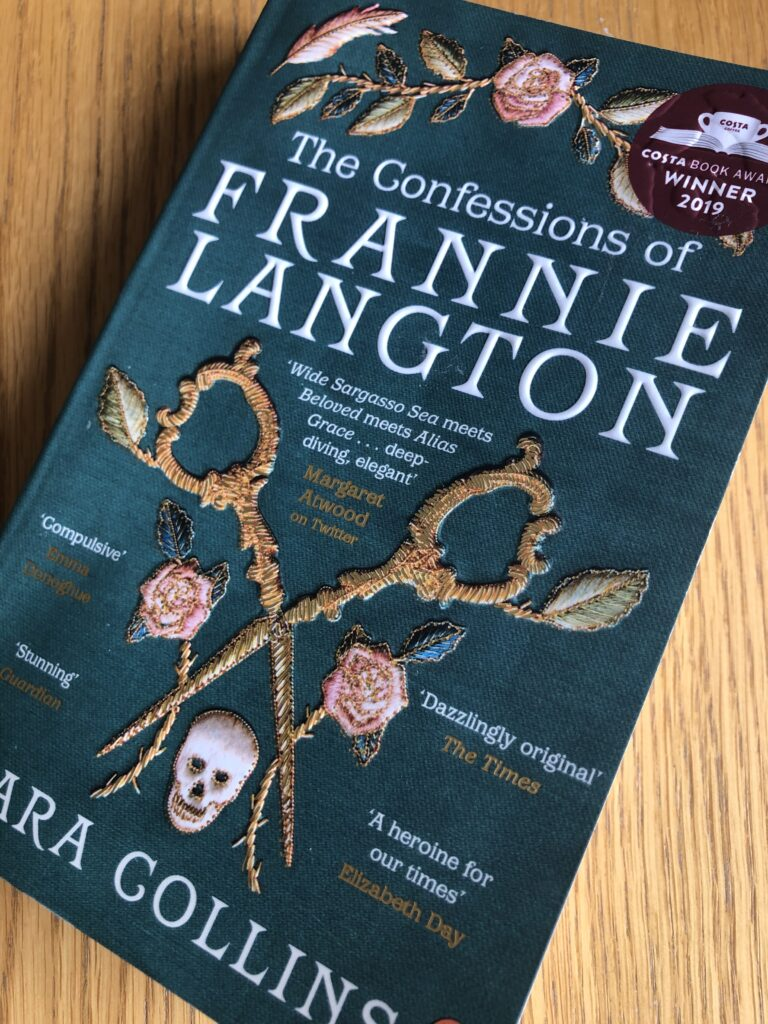 The Confessions of Frannie Langton, The Confessions of Frannie Langton by Sara Collins, Sara Collins, Book review