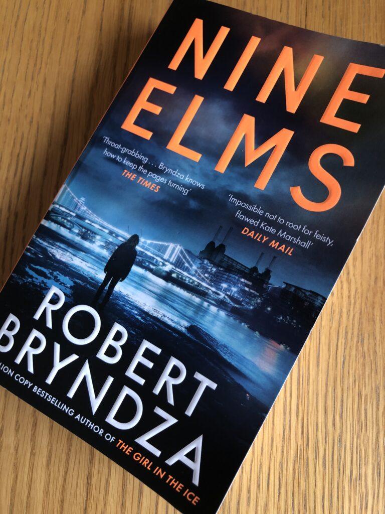 Nine Elms, Nine Elms by Robert Bryndza, Robert Bryndza, Book review