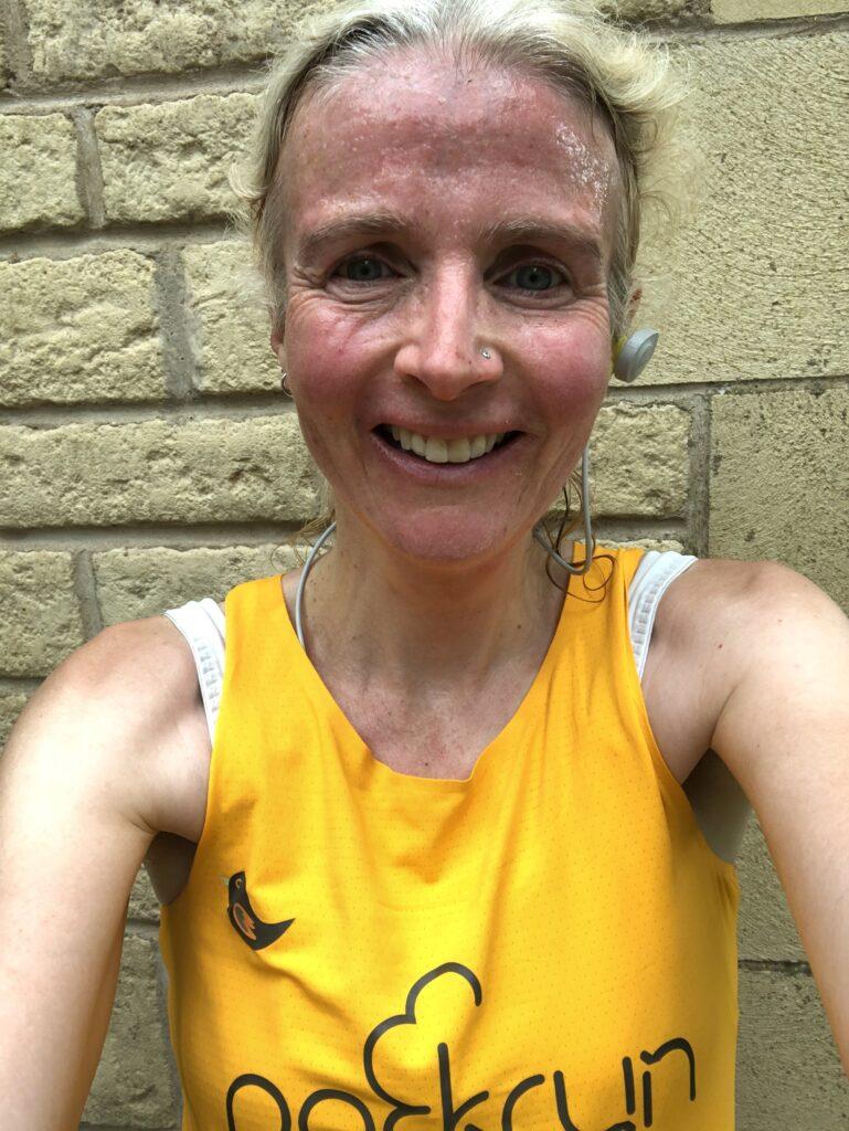 Running, Runner, Parkrun vest, 366