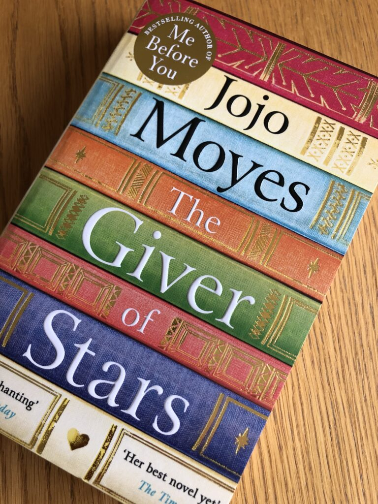The Giver of Stars, The Giver of Stars by Jojo Moyes, Jojo Moyes, Book review