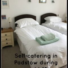 Self-catering in Padstow during covid-19