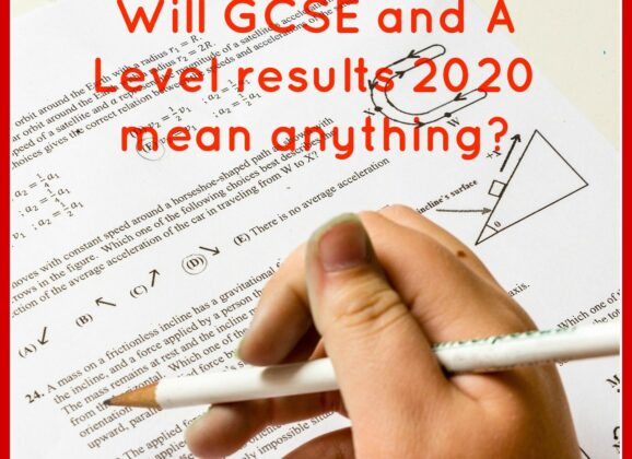 Will GCSE and A Level results 2020 mean anything?