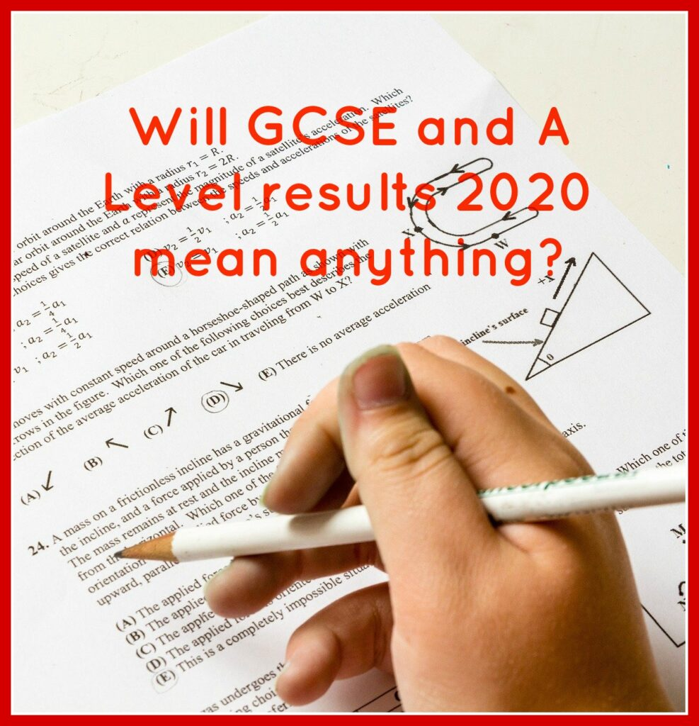 GCSE, A Level, Exams, GCSE results, 2020