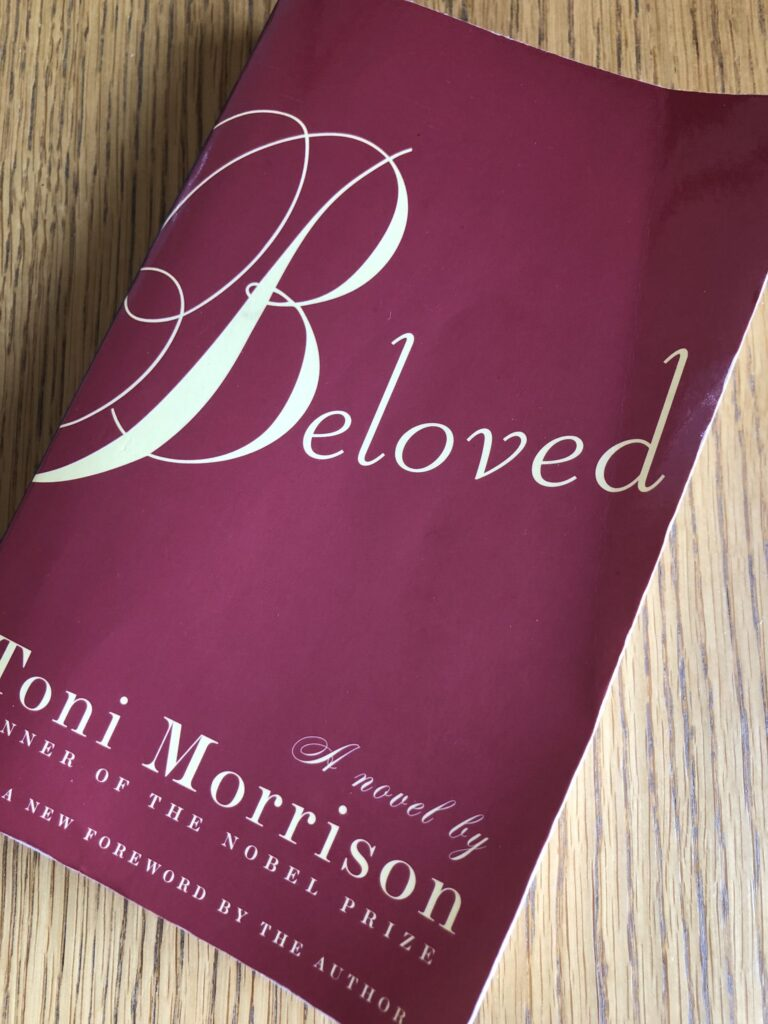 Beloved, Beloved by Toni Morrison, Toni Morrison, Book review