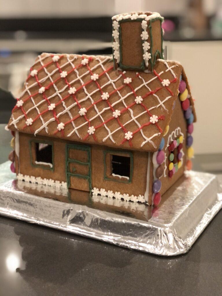 Gingerbread house, Christmas, Silent Sunday, My Sunday Photo