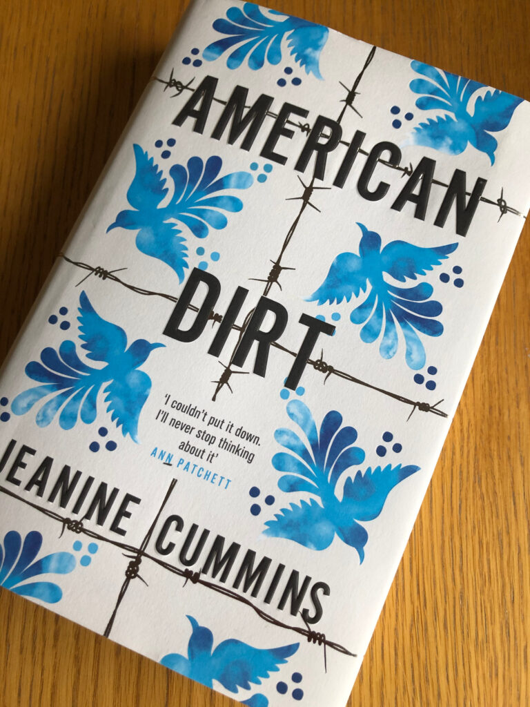 American Dirt, American Dirt by Jeanine Cummins, Book review, Jeanine Cummins