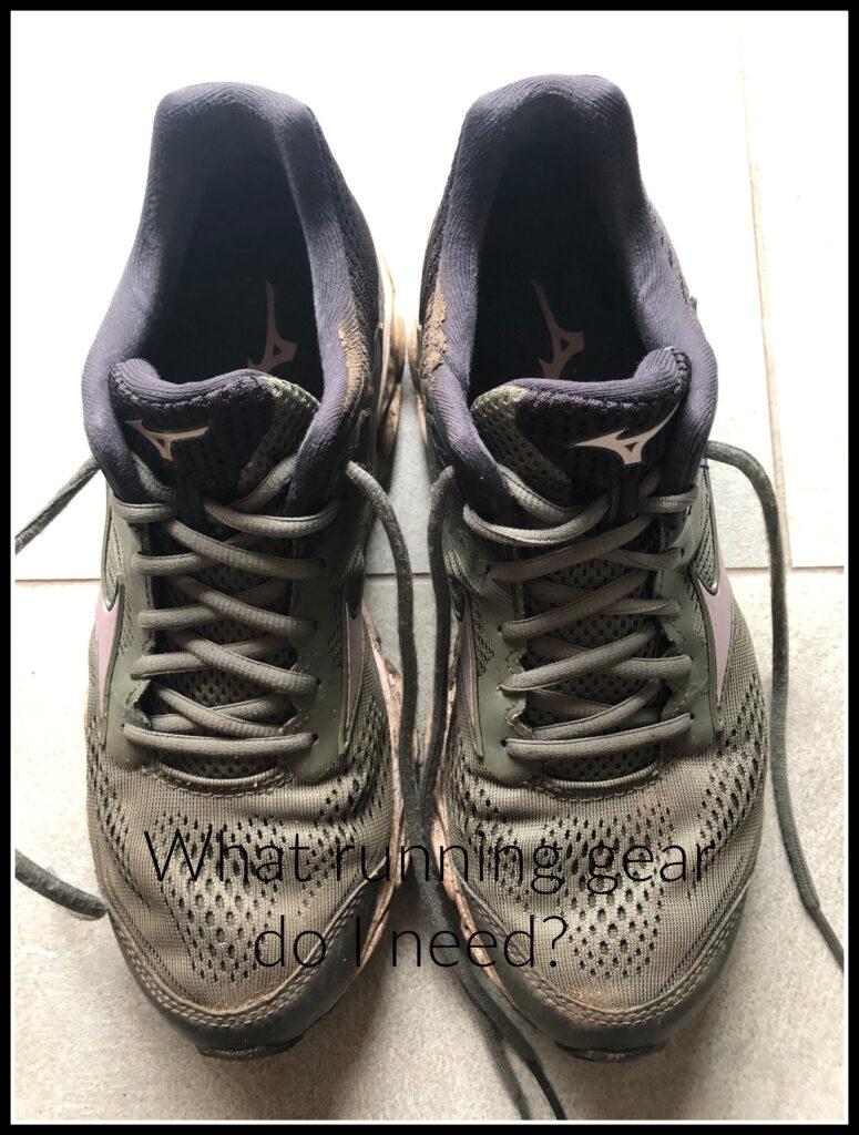 Running, Trainers, Running gear, What running gear do I need