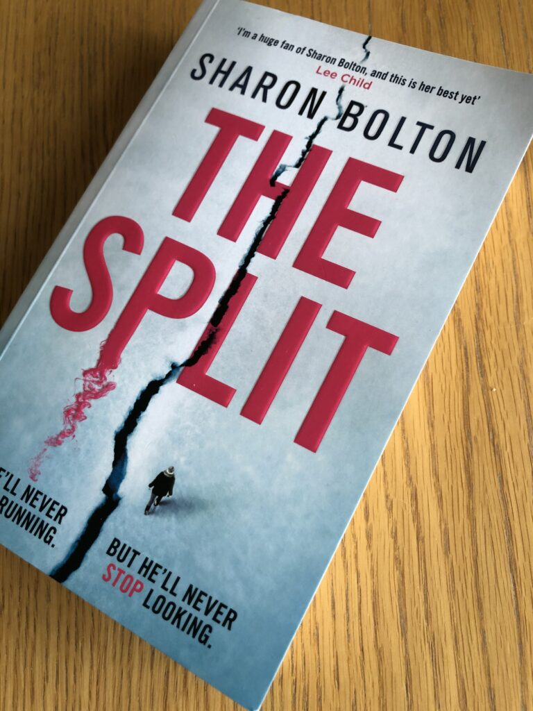 The Split, The Split by Sharon Bolton, Book review, Sharon Bolton