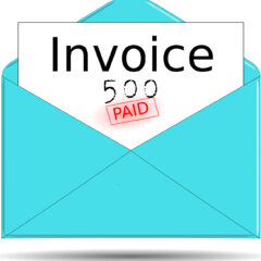 The 500th invoice