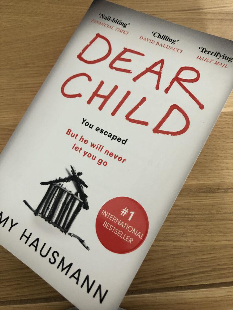 Dear Child, Dear Child review, Dear Child by Romy Hausmann, Book review, Romy Hausmann
