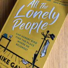 All the Lonely People by Mike Gayle