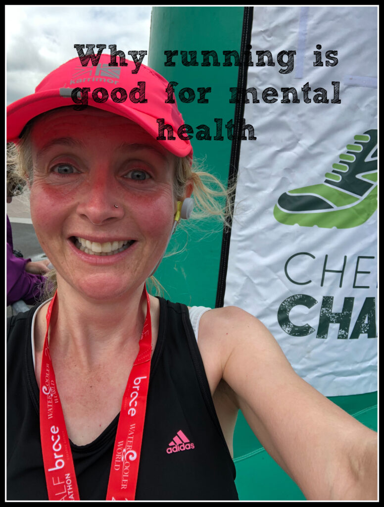 Running, Runner, Why running is good for mental health, Mental health