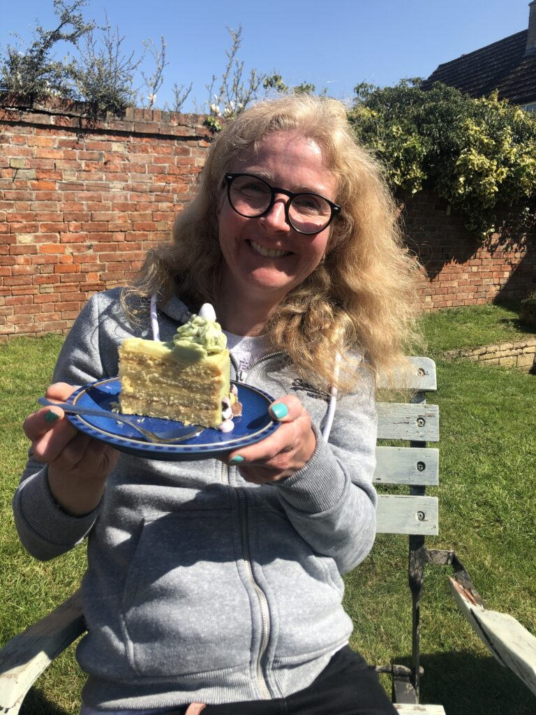 Easter, Easter cake, Easter Sunday, Garden, Week off work