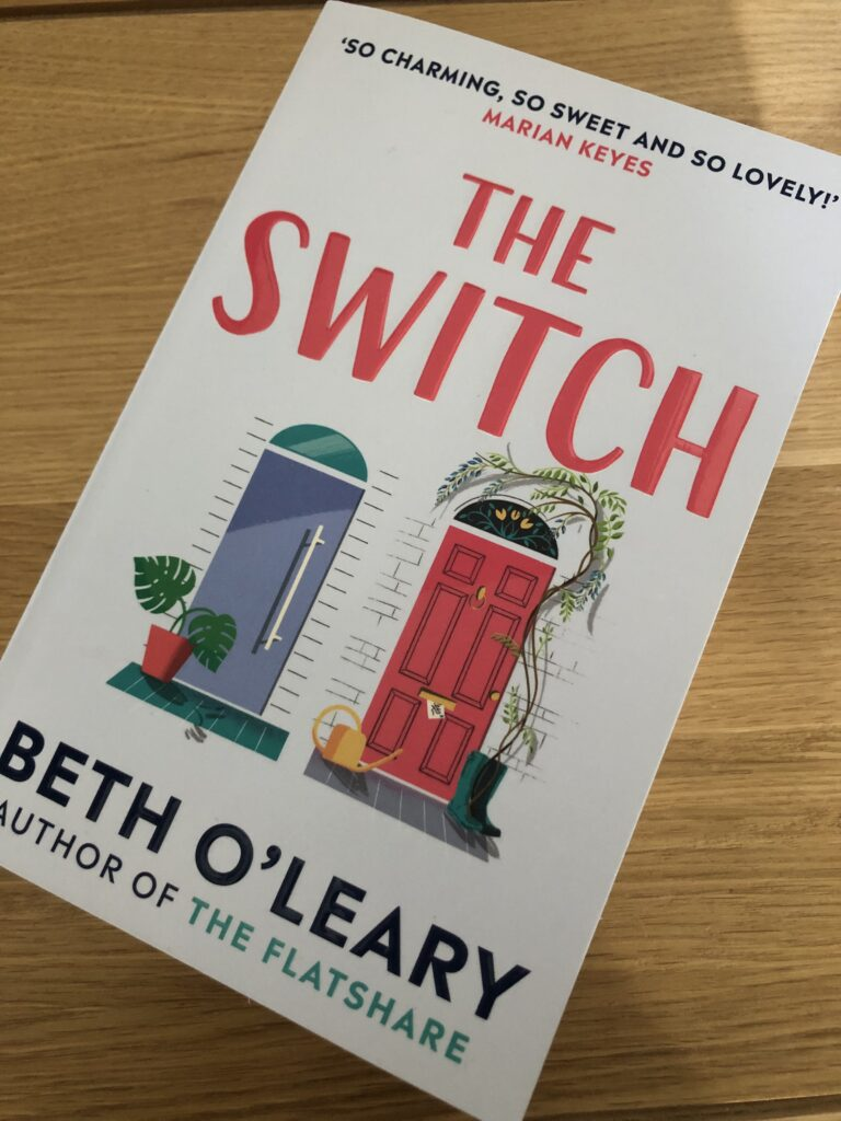The Switch, The Switch by Beth O'Leary, Beth O'Leary, Book review