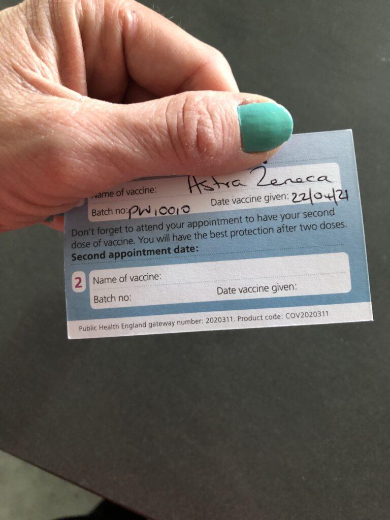 Vaccine, Jab, AstraZeneca, Covid-19, Covid vaccination