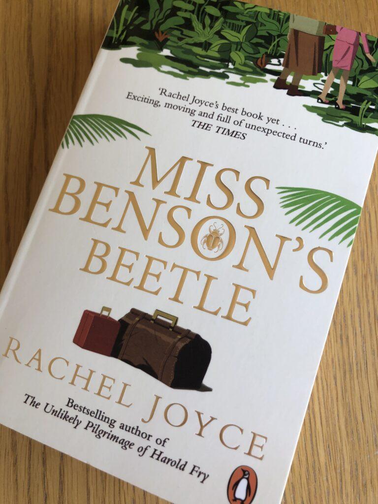 Miss Benson's Beetle, Miss Benson's Beetle by Rachel Joyce, Rachel Joyce, Book review