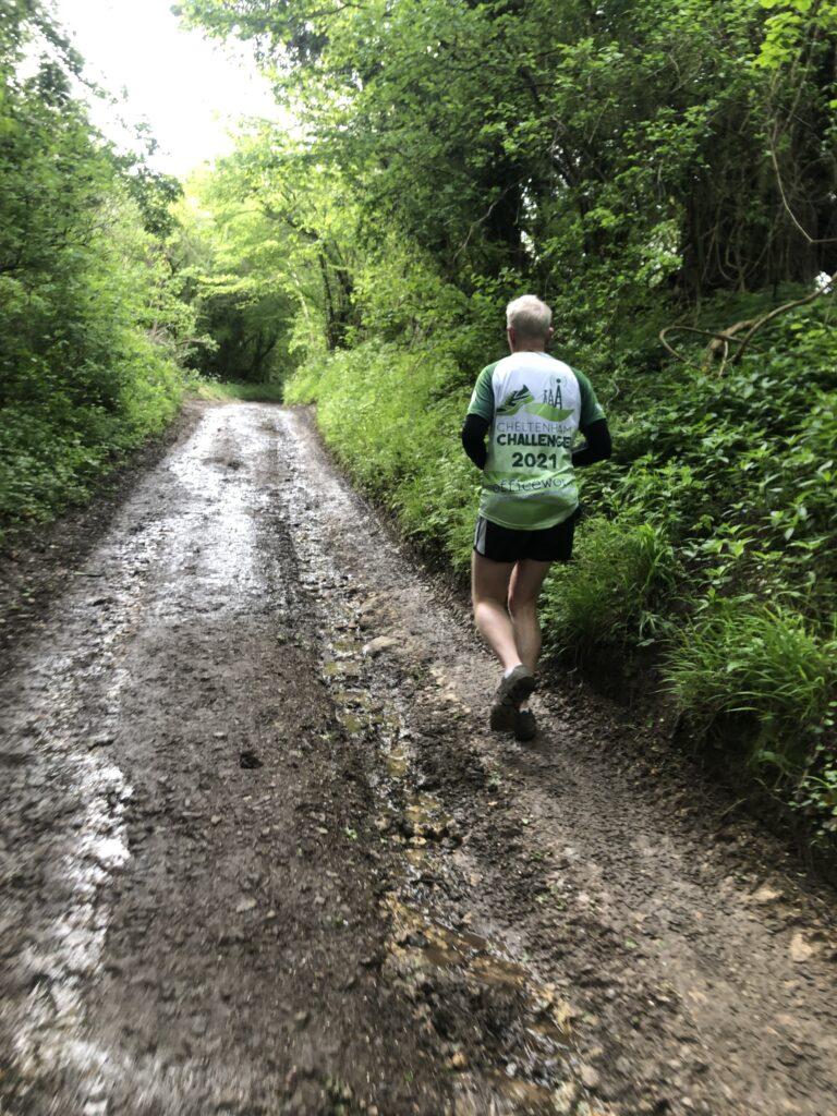 Cheltenham Challenge half marathon, Running, Runner, Husband