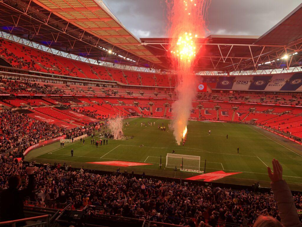 FA Cup Final, Wembley Stadium, Wembley, Leicester City, Silent Sunday, My Sunday Photo