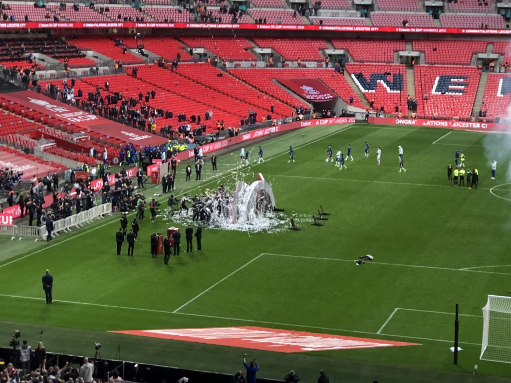 FA Cup final, Leicester City, FA Cup, Wembley Stadium