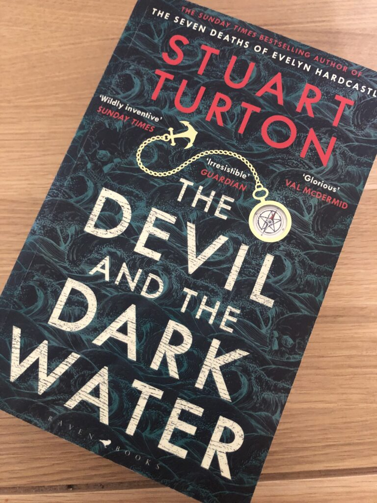 The Devil and the Dark Water, The Devil and the Dark Water by Stuart Turton, Stuart Turton, Book review