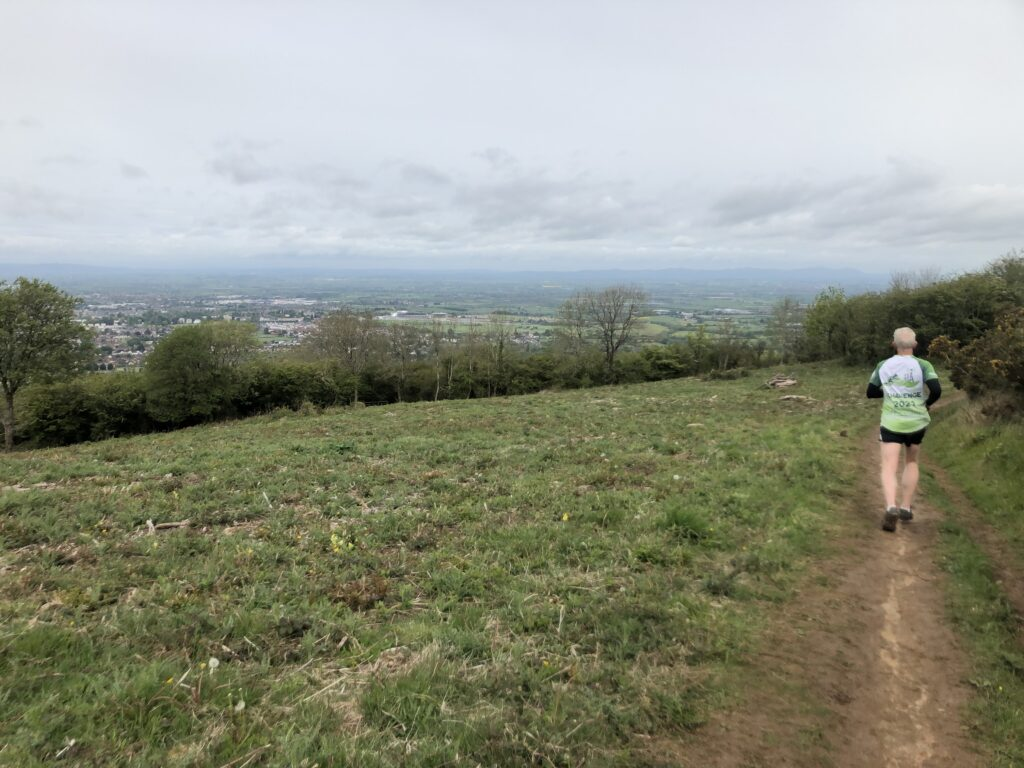 Cheltenham Challenge half marathon, Running, Runner, Cleeve Hill, Husband, Silent Sunday, My Sunday Photo