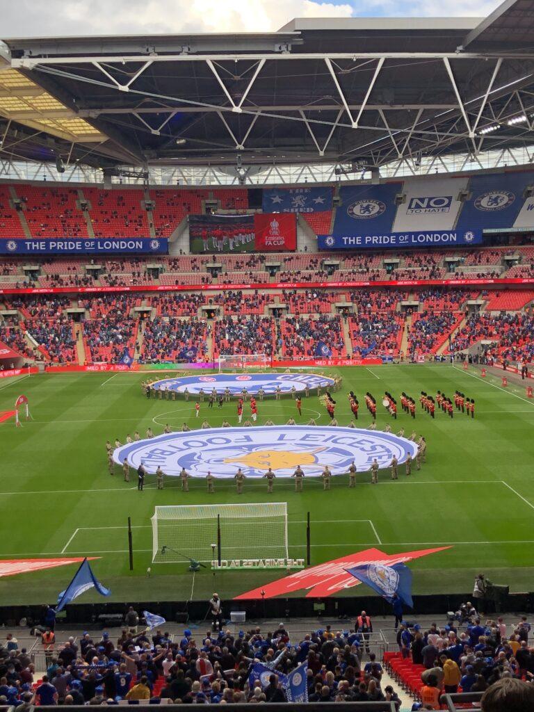 FA Cup final, Wembley Stadium, FA Cup final