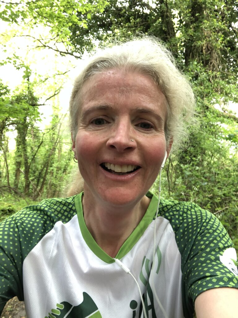 Cheltenham Challenge half marathon, Running, Runner, Selfie