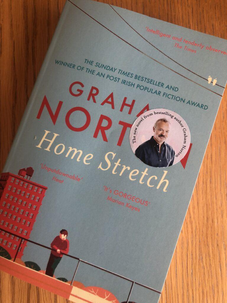 Home Stretch, Home Stretch review, Graham Norton, Home Stretch by Graham Norton, Book review